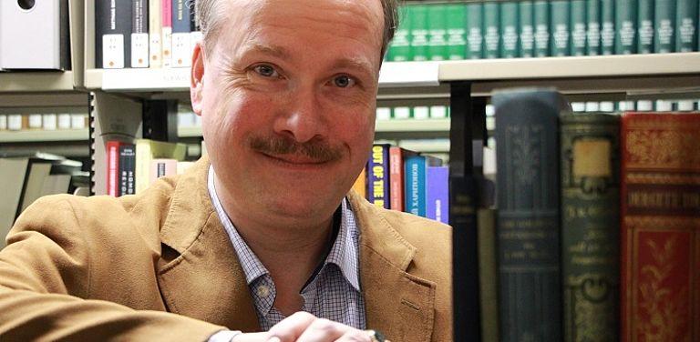 """Foto von Herr Dr. Marc von Knorring zum Projekt """"Anstandsbücher"""""""