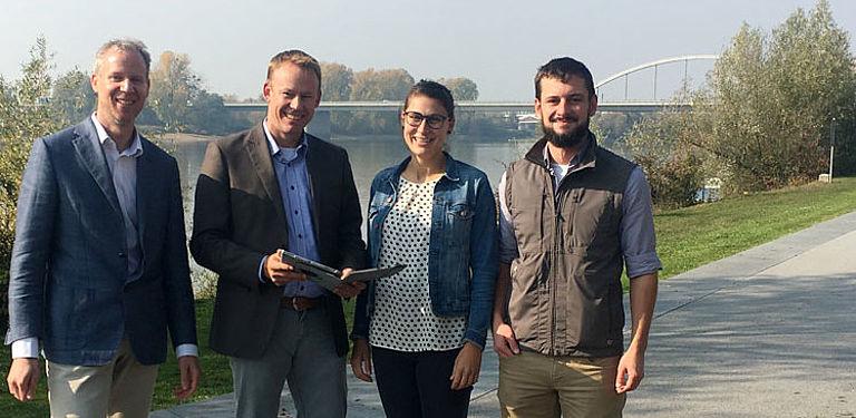 Interreg-Projekt EcoVeloTour