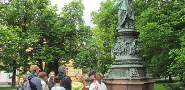 Interreg-Projekt Begegnungsraum Geschichte