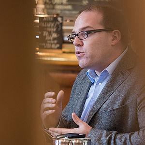 Professor Jan Krämer