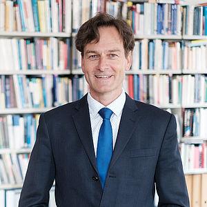 Profilbild von Prof. Dr. Christoph Barmeyer, Inhaber des Lehrstuhls für Interkulturelle Kommunikation, Universität Passau