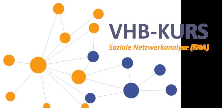 """Graphik zur Verbildlichung der Netzwerke, die mithilfe der Methode """"Soziale Netzwerkanalyse"""" untersucht werden sollen."""