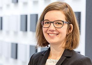 Prof. Dr. Hannah Schmid-Petri, Inhaberin des Lehrstuhls für Wissenschaftskommunikation an der Universität Passau.