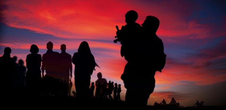 BMBF-Projekt Human+ untersucht Anzeichen künftiger Migrationsbewegungen