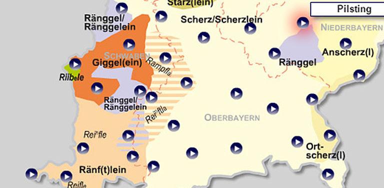 Bayerischer Sprachatlas